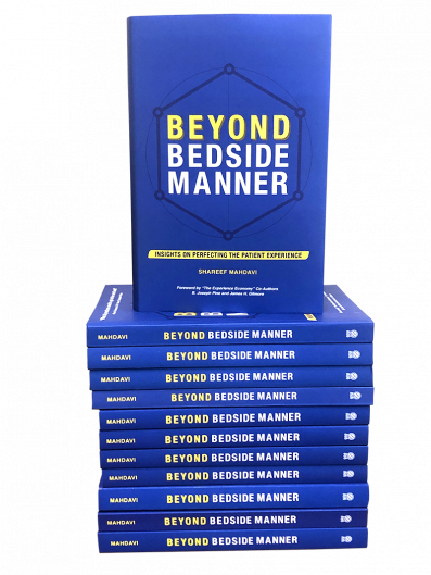 Beyond Bedside Manner Author Experience